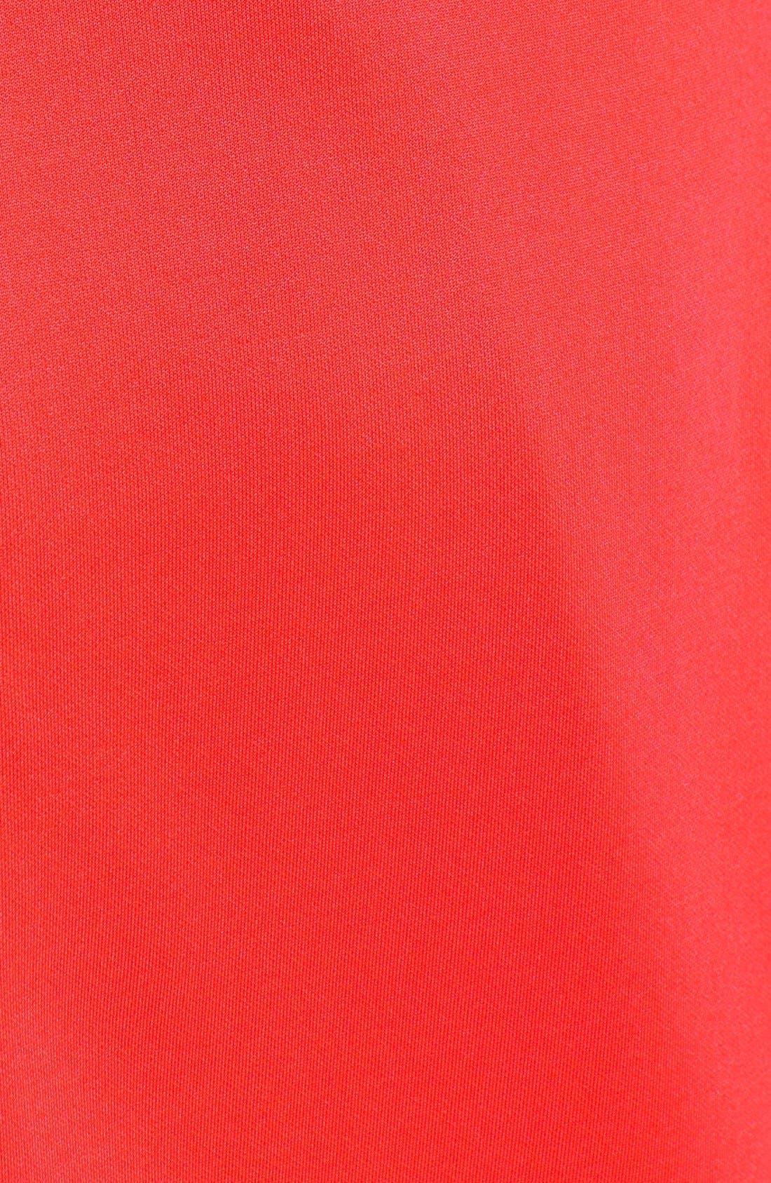 Alternate Image 4  - Jessica Simpson Cutout Back Scuba Sheath Dress