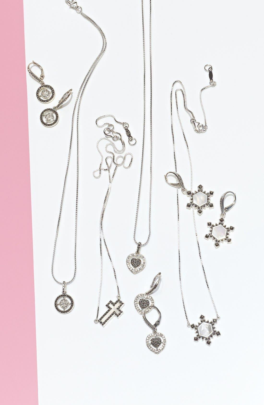 Alternate Image 4  - Judith Jack 'Angelic' Pendant Necklace