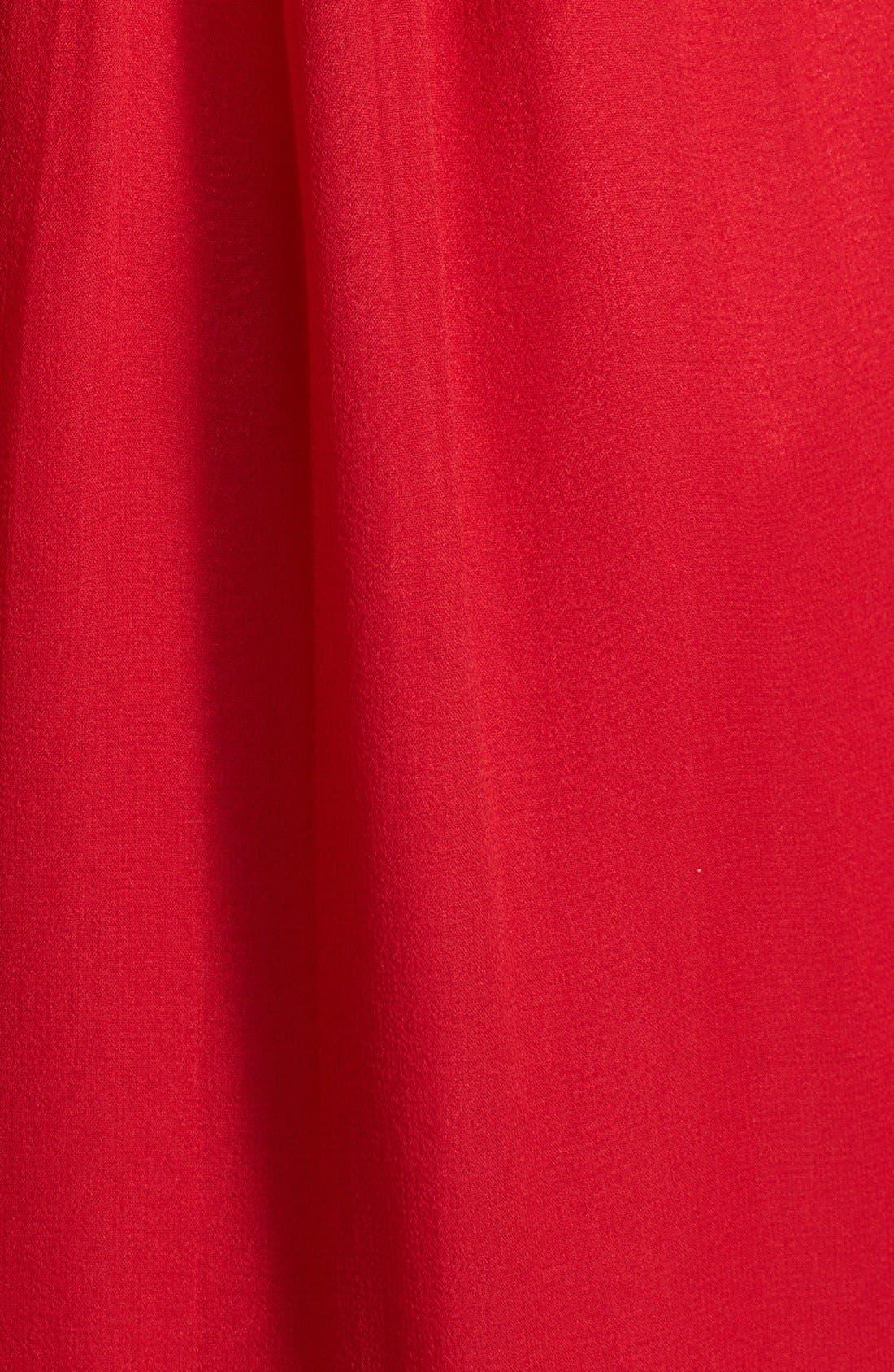 Alternate Image 3  - Jill Jill Stuart Silk Chiffon Dress