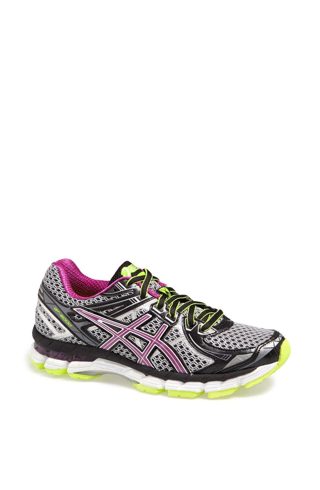 Alternate Image 1 Selected - ASICS® 'GT-2000 2 BR' Running Shoe