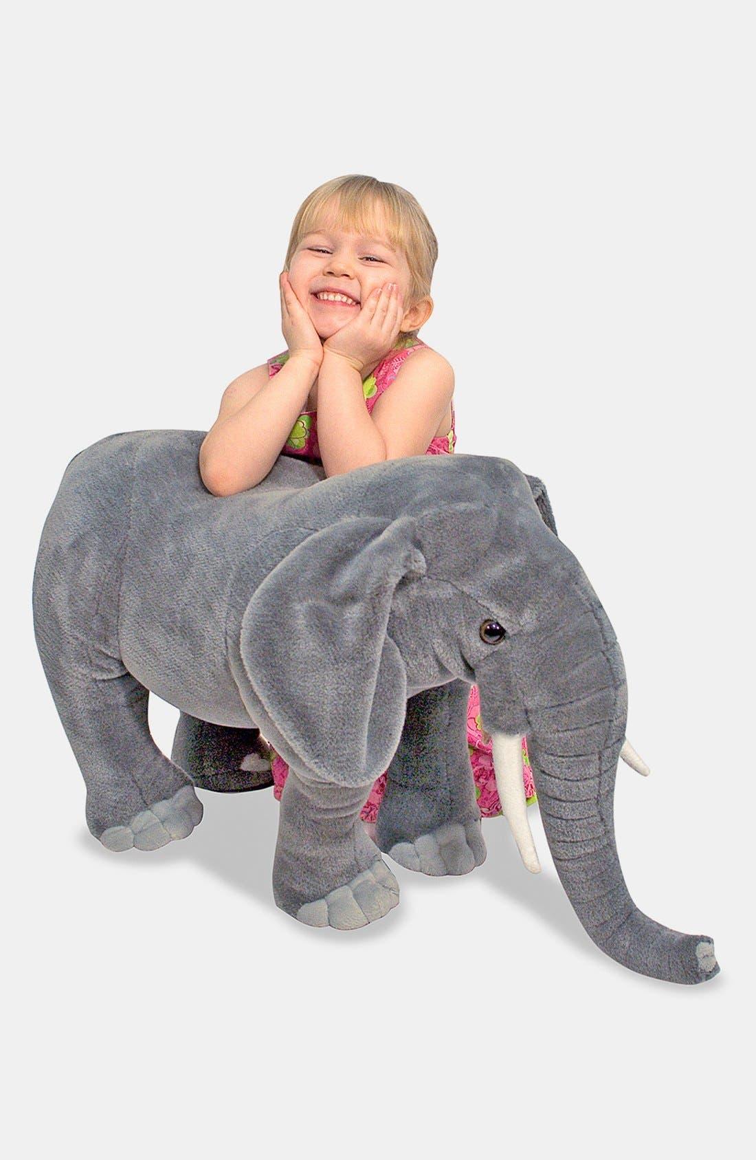 Main Image - Melissa & Doug Oversized Elephant
