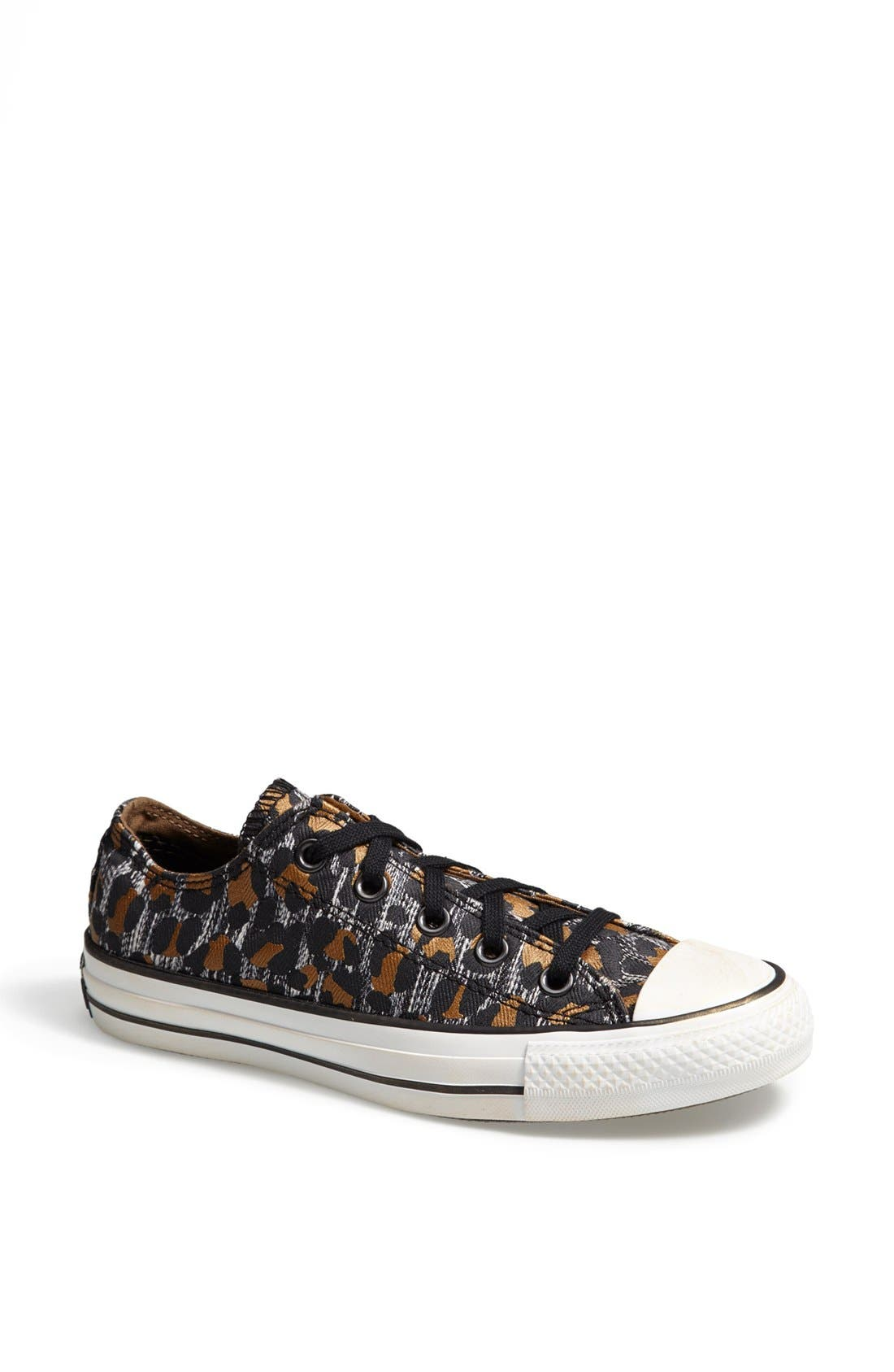 Alternate Image 1 Selected - Converse Chuck Taylor® All Star® Low Print Sneaker (Women)