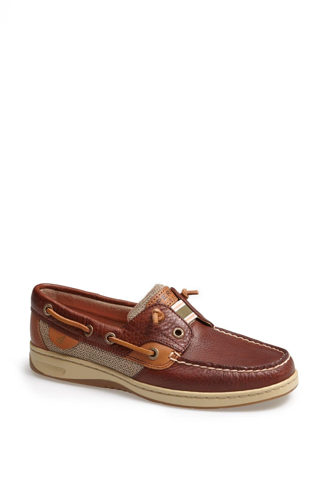 Alternate Image 1 Selected - Sperry 'Rainbowfish' Boat Shoe