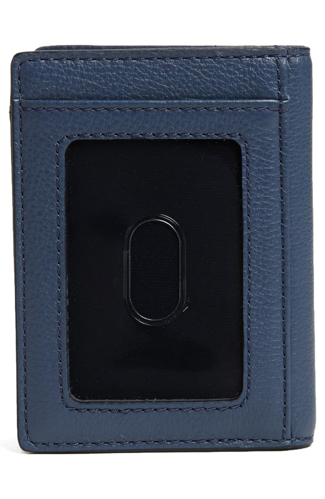 Alternate Image 3  - Tory Burch 'Amanda' Leather Card Case
