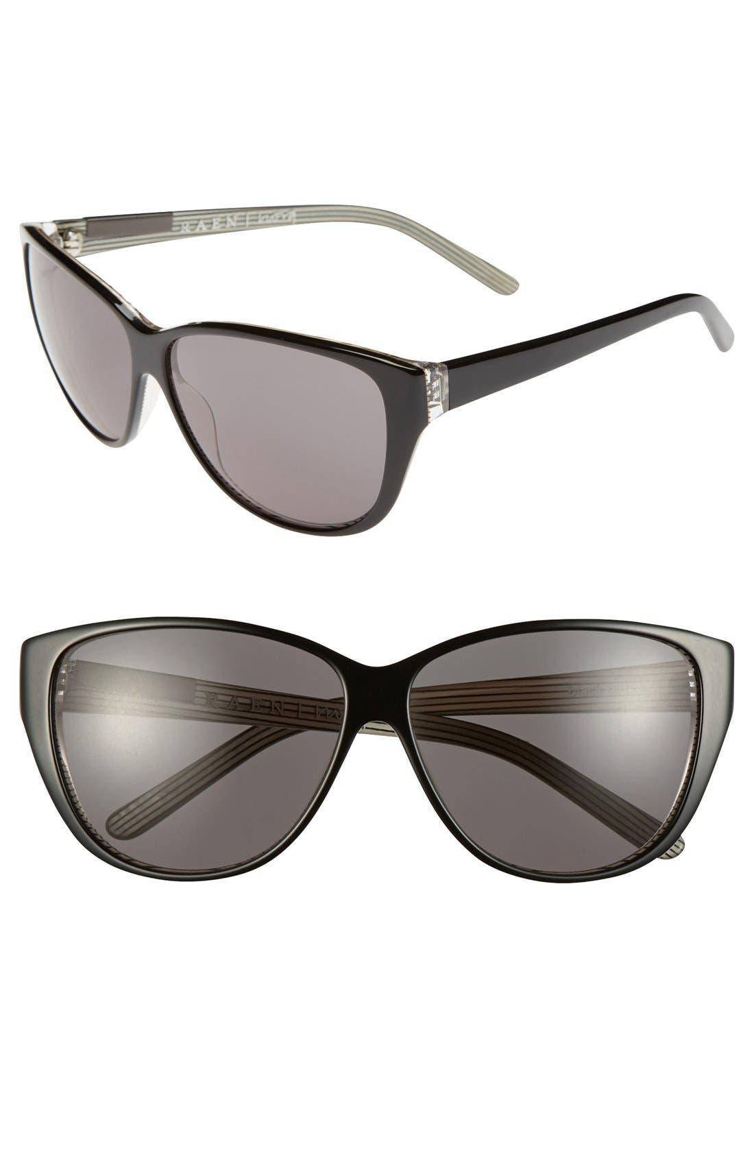 Alternate Image 1 Selected - RAEN 'Nora' 59mm Sunglasses