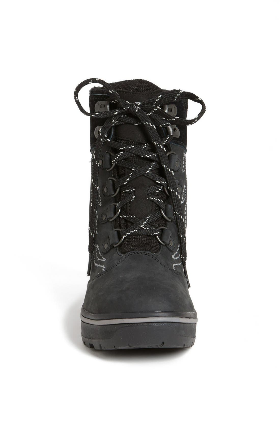 Alternate Image 3  - The North Face 'Snowbreaker' Waterproof Leather Boot (Women)