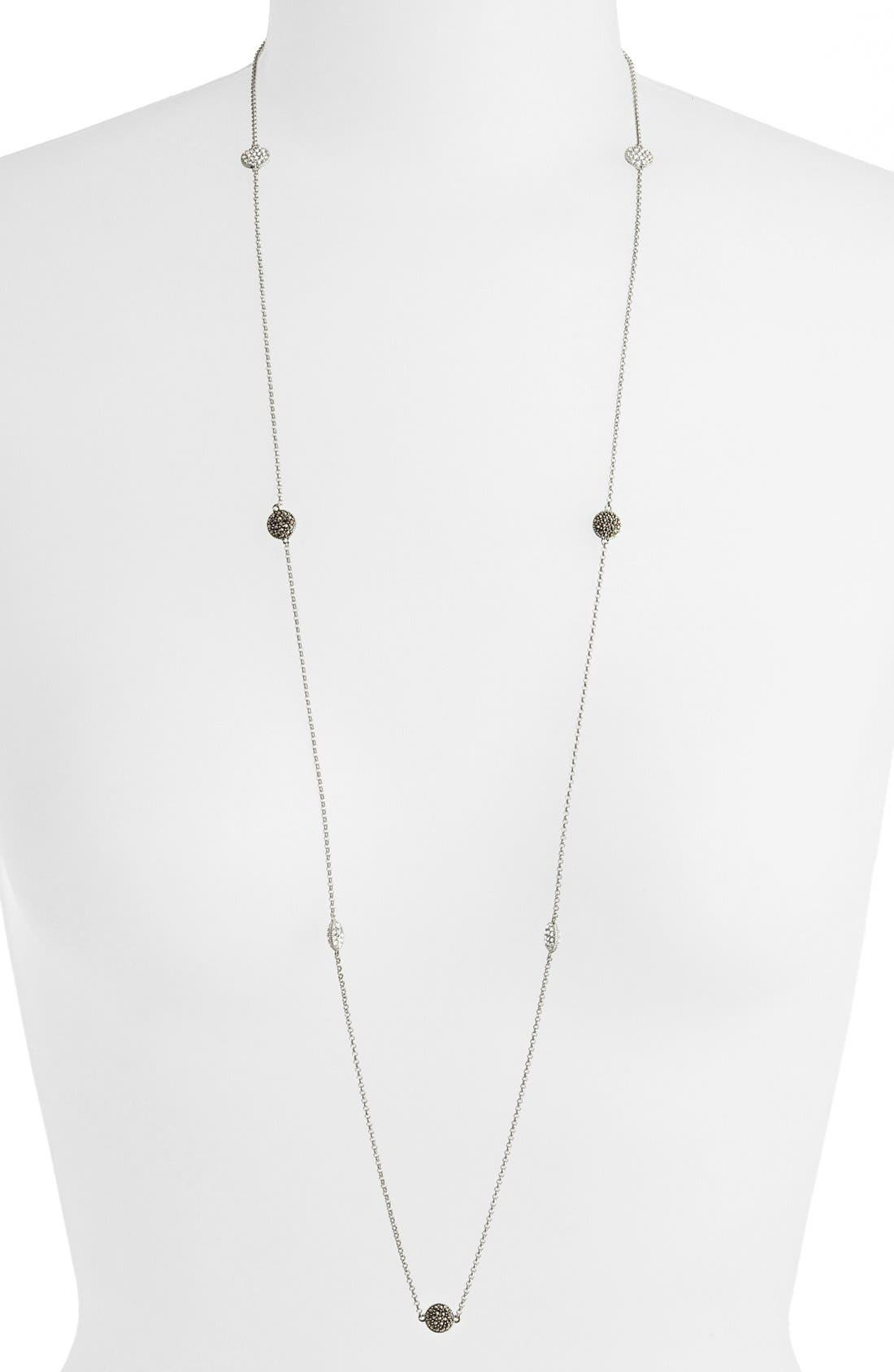 Main Image - Judith Jack Long Station Necklace