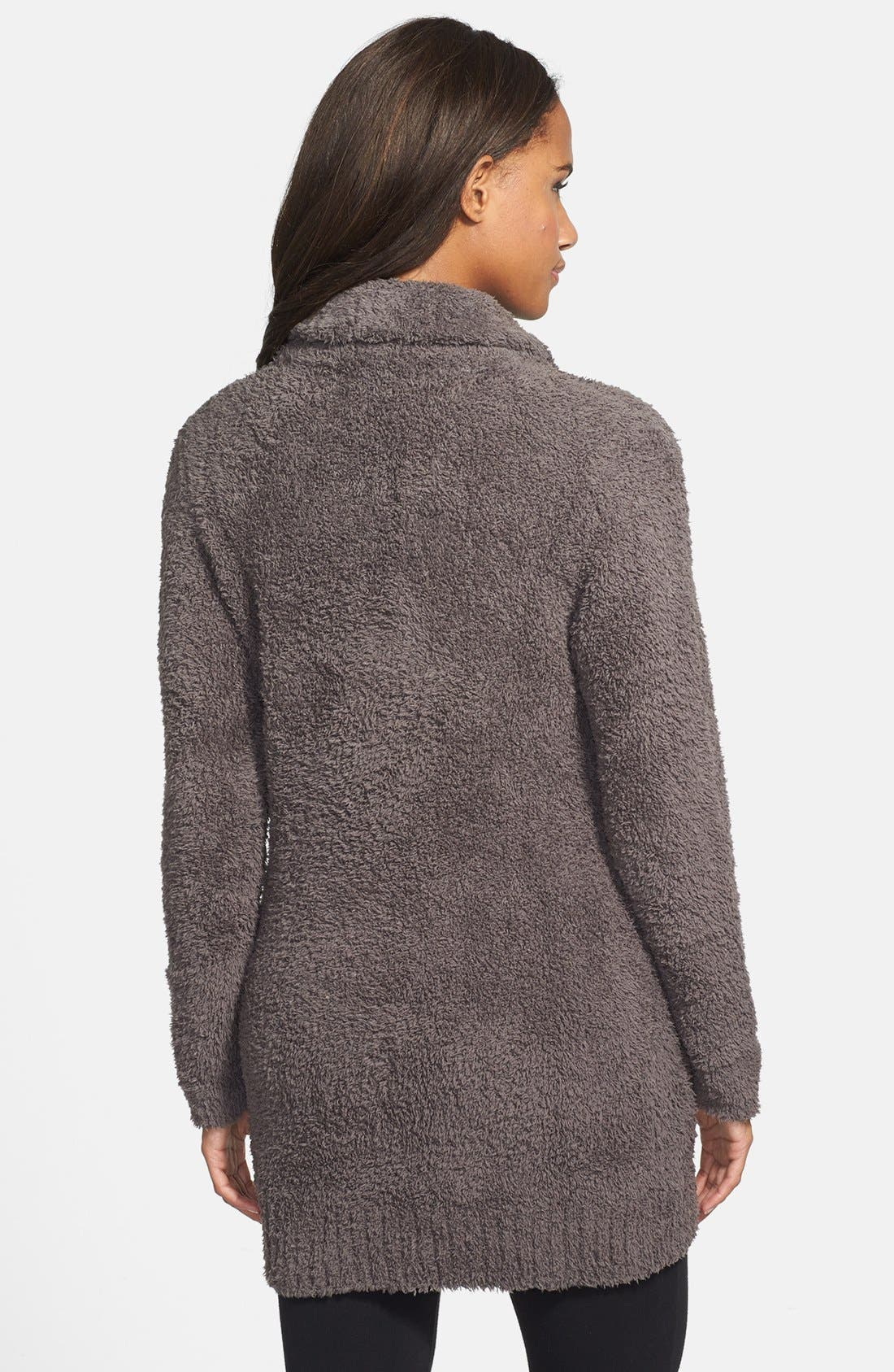 Alternate Image 2  - Barefoot Dreams® Relaxed Fit CozyChic® Cardigan