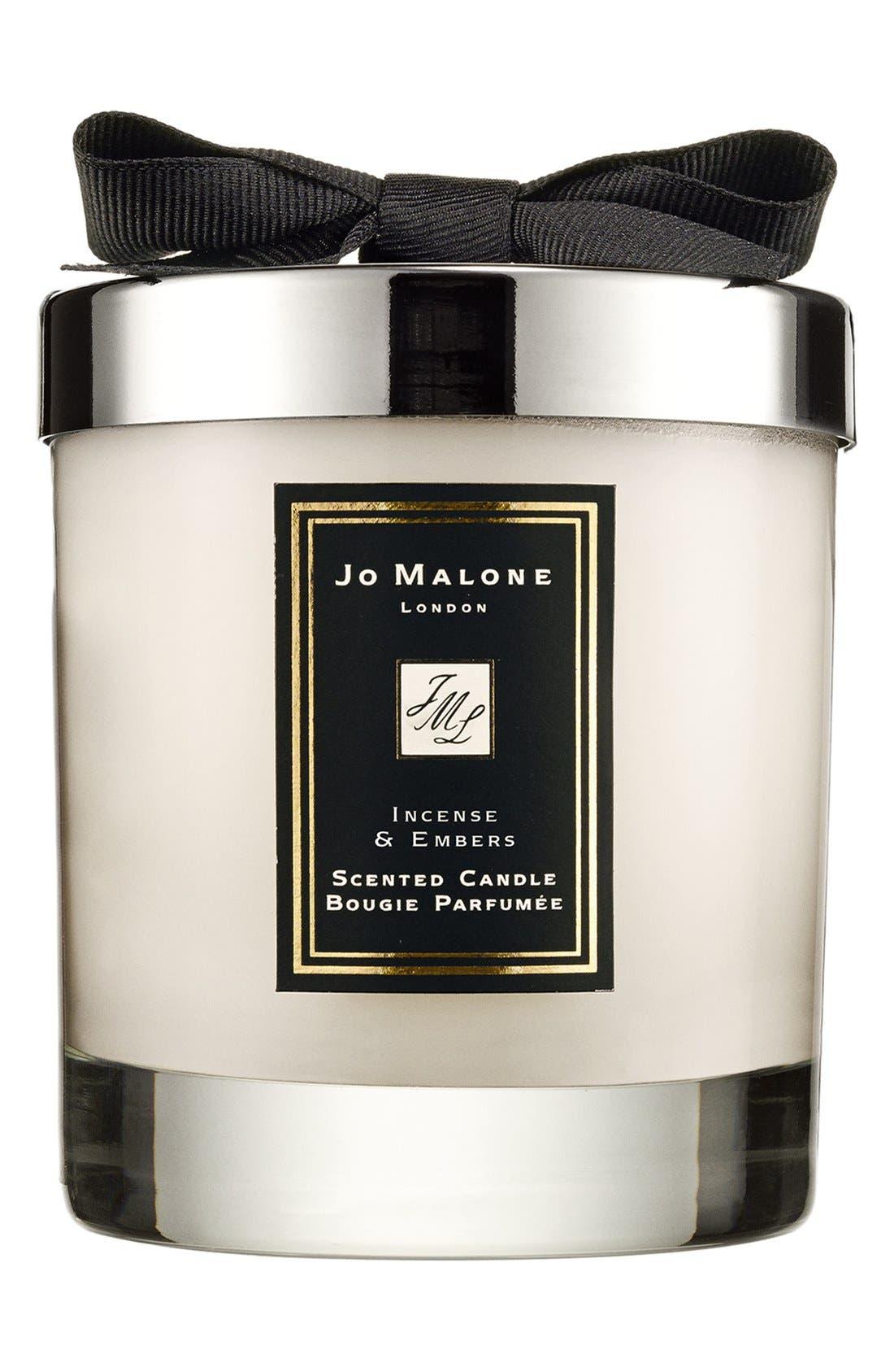 Main Image - Jo Malone™ Just Like Sunday - Incense & Embers Candle