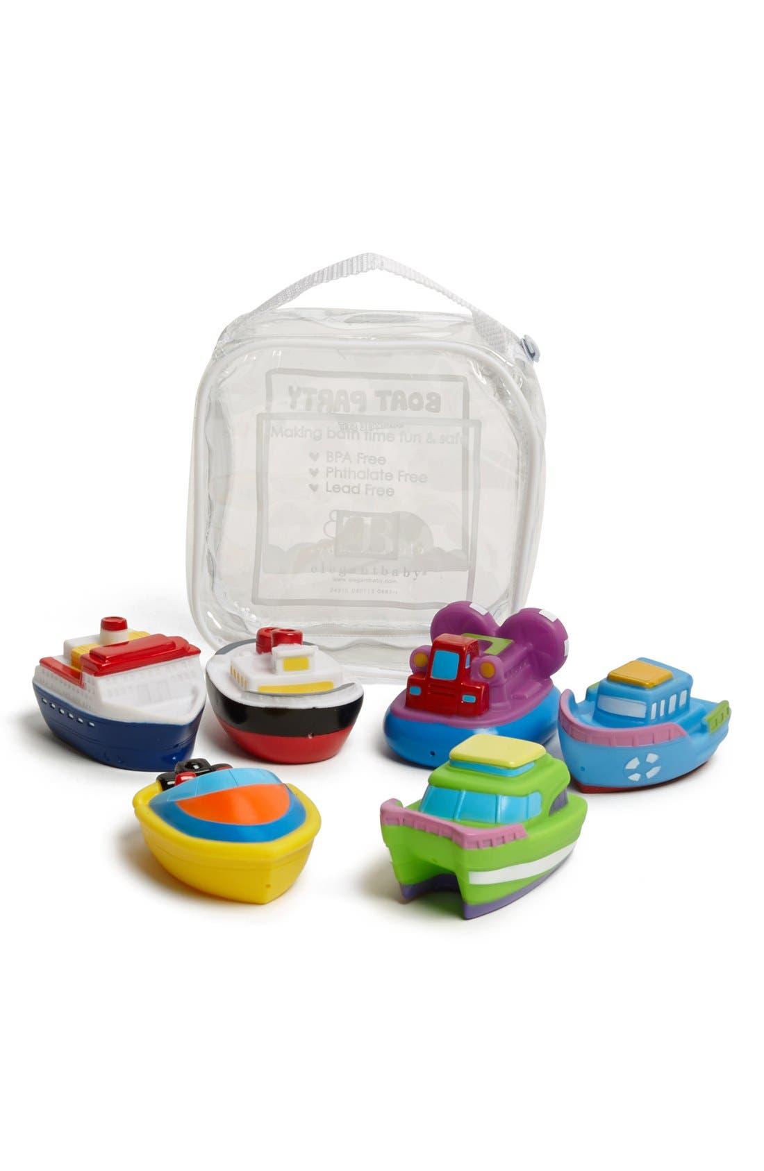 Main Image - Elegant Baby Squirtie Bath Set