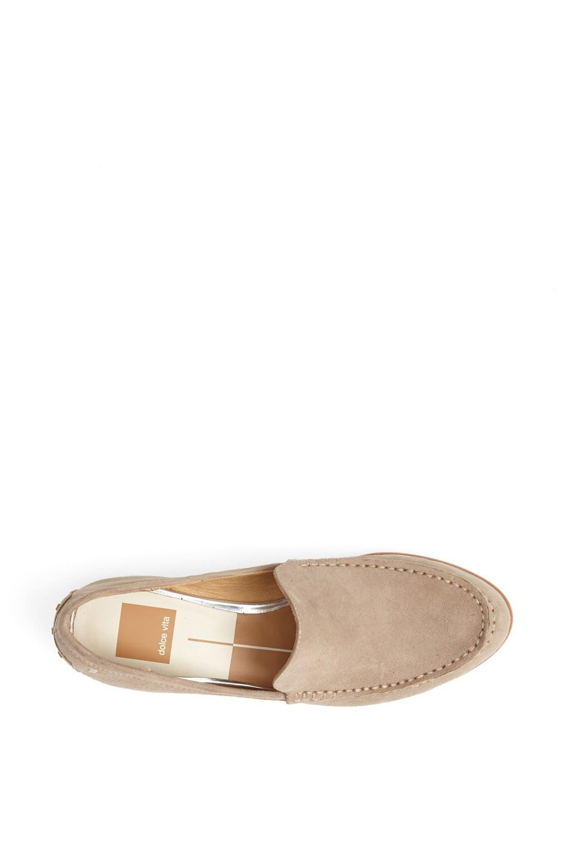 Alternate Image 3  - Dolce Vita 'Venka' Leather Flat