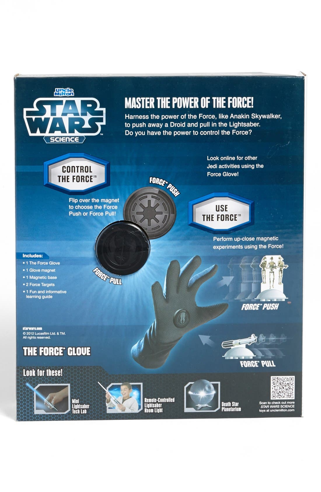 Alternate Image 2  - Uncle Milton 'Star Wars™ - The Force™' Glove