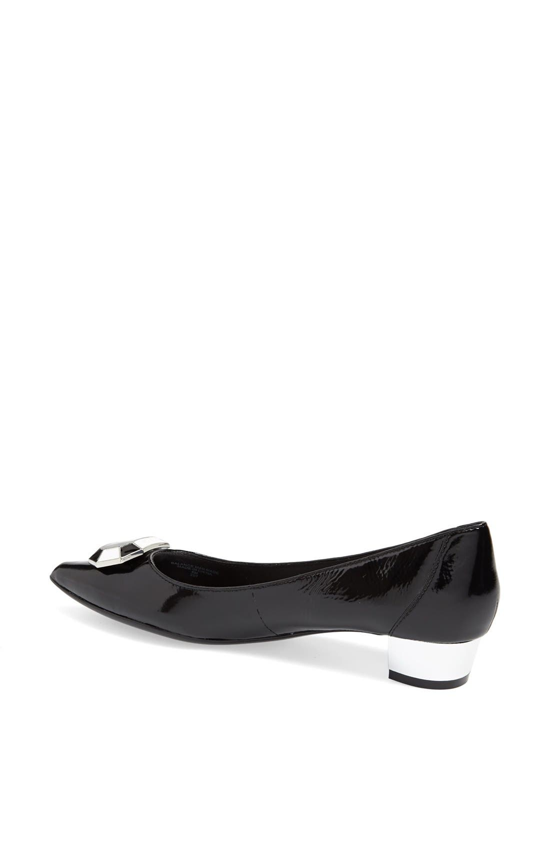 Alternate Image 2  - Isaac Mizrahi New York 'Dora' Pump