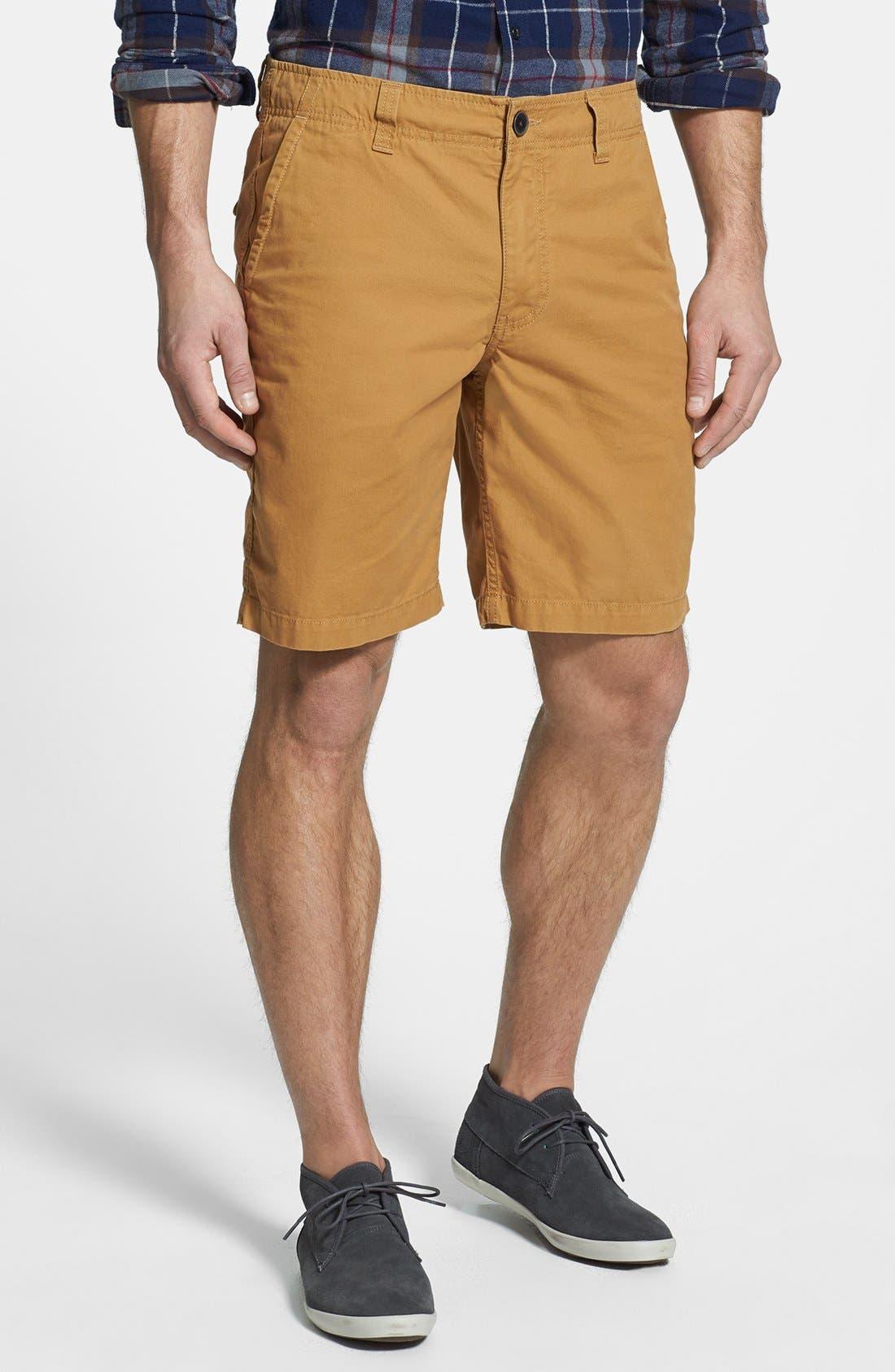 Alternate Image 1 Selected - Timberland 'Oakham' Chino Shorts