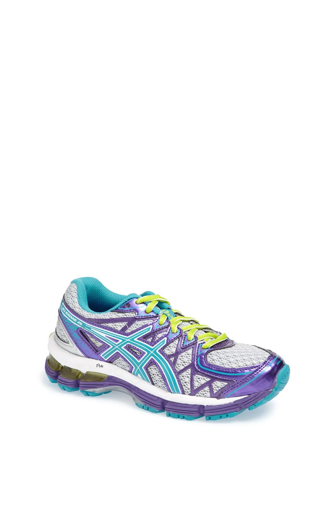 Alternate Image 1 Selected - ASICS® 'Gel-Kayano® 20' Running Shoe (Little Kid & Big Kid)