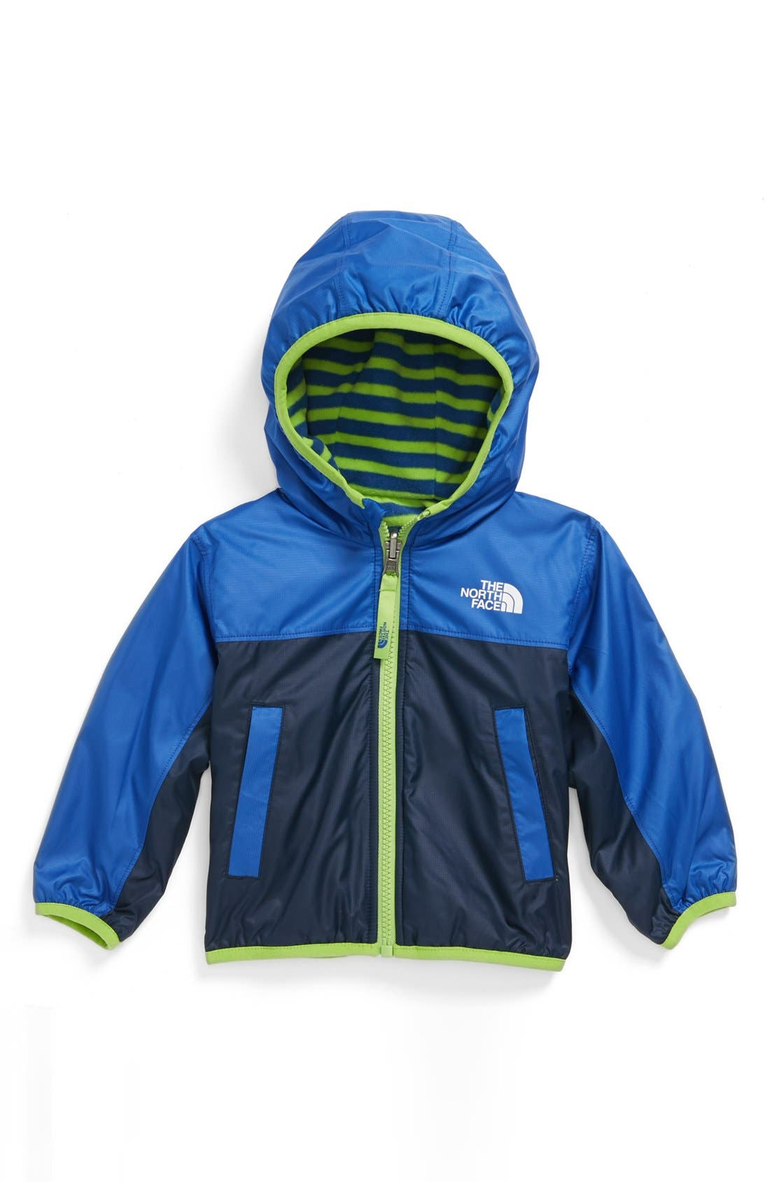 Alternate Image 1 Selected - The North Face 'Scout' Reversible Wind Jacket (Baby Boys)