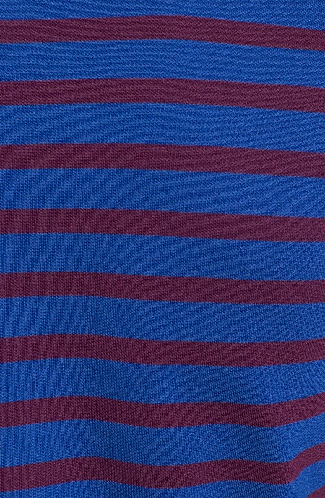Alternate Image 3  - Burberry Brit Striped Polo
