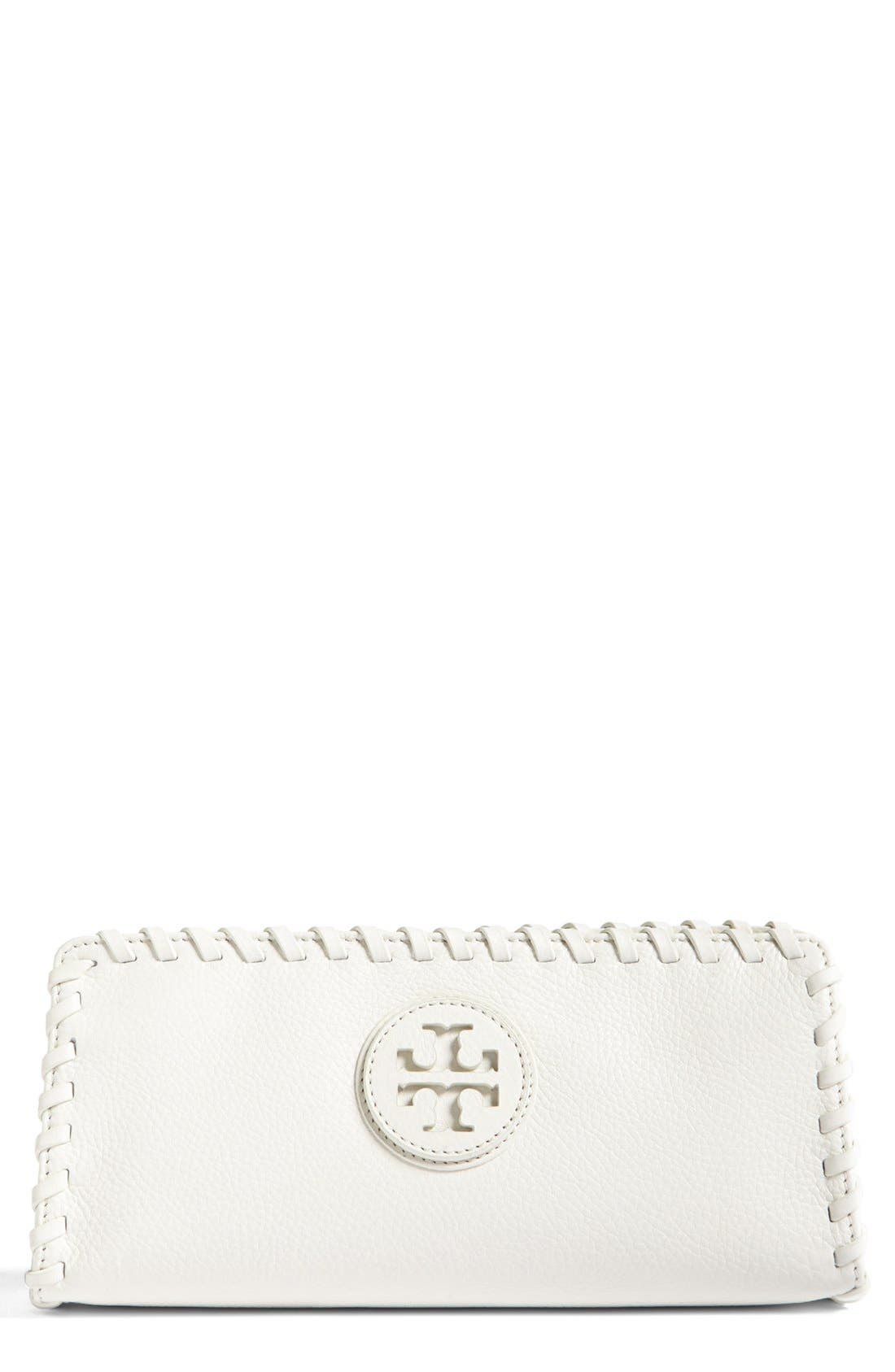 Alternate Image 1 Selected - Tory Burch 'Marion' Clutch