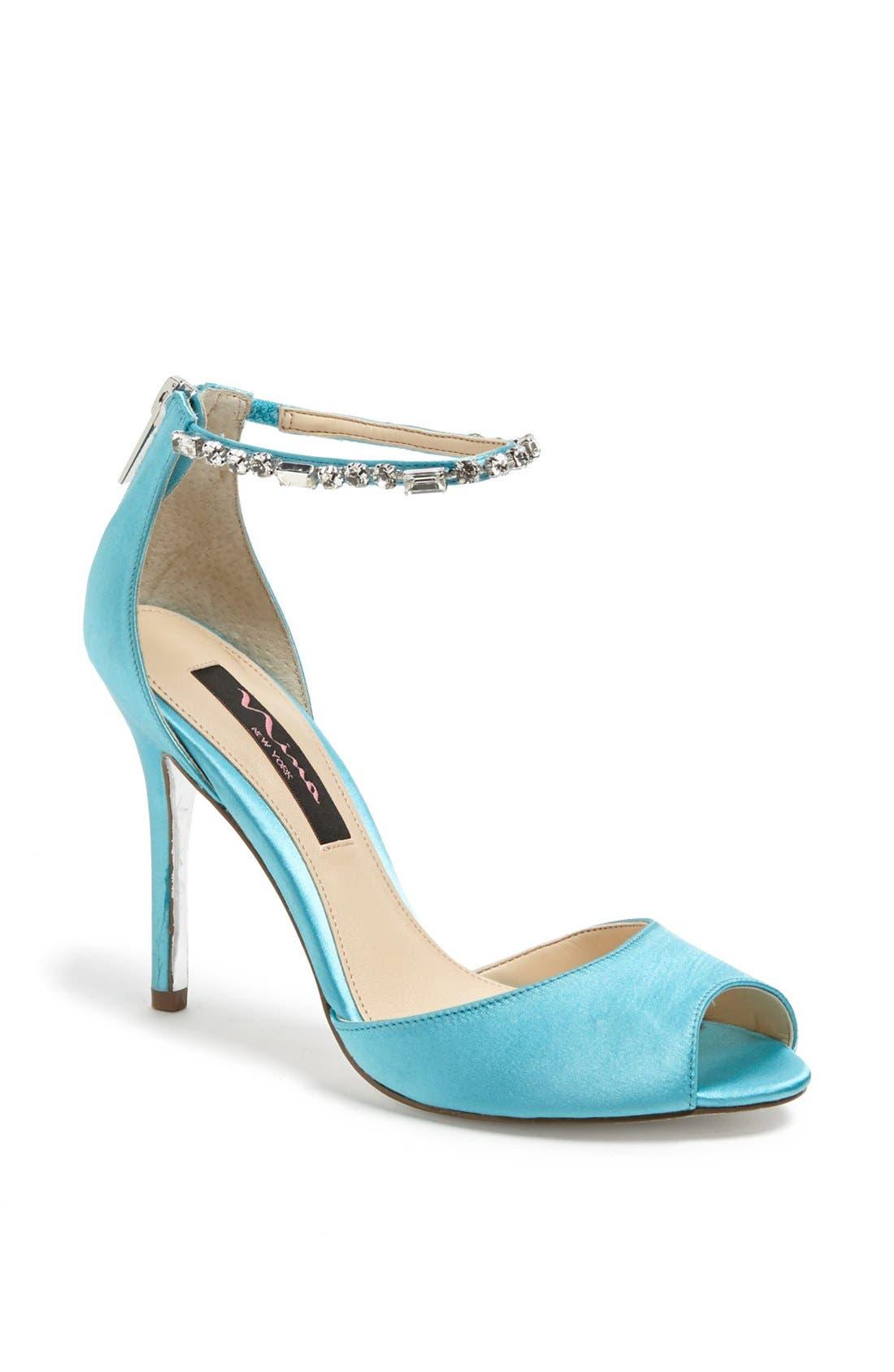 Alternate Image 1 Selected - Nina 'Maraya' Sandal (Online Only)