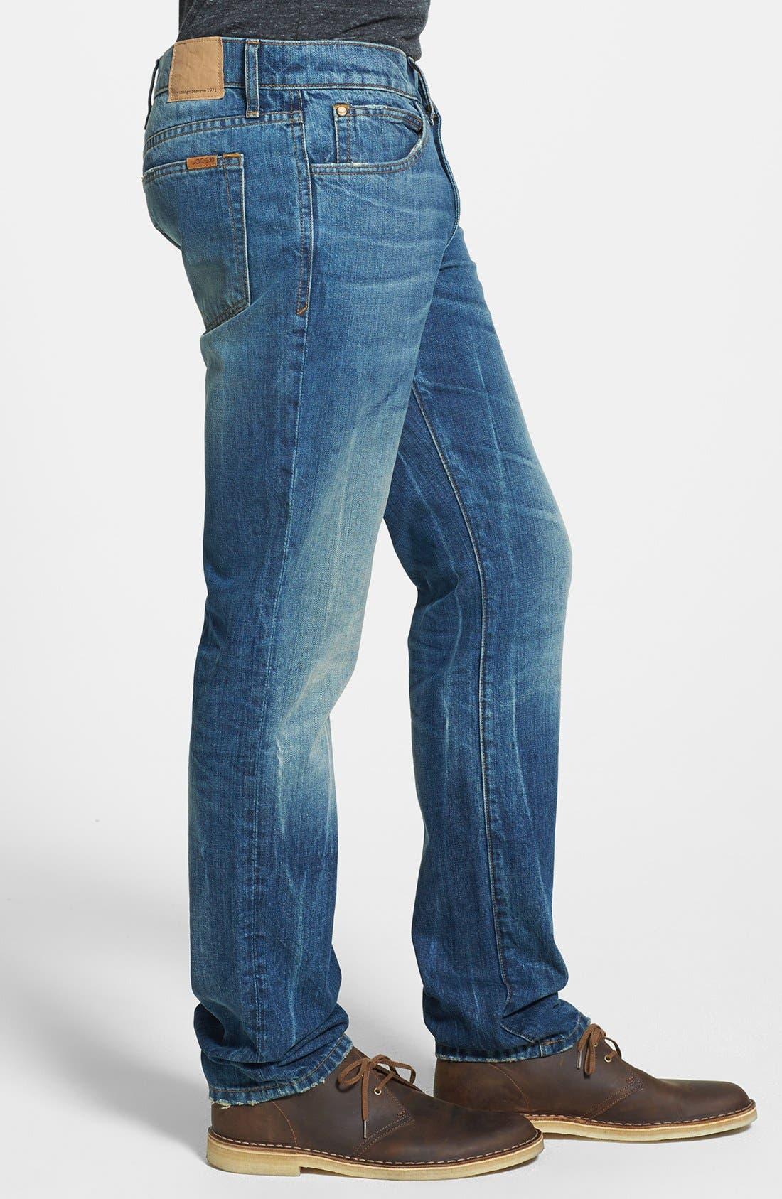 Alternate Image 3  - Joe's 'Brixton' Slim Fit Jeans (Samir)