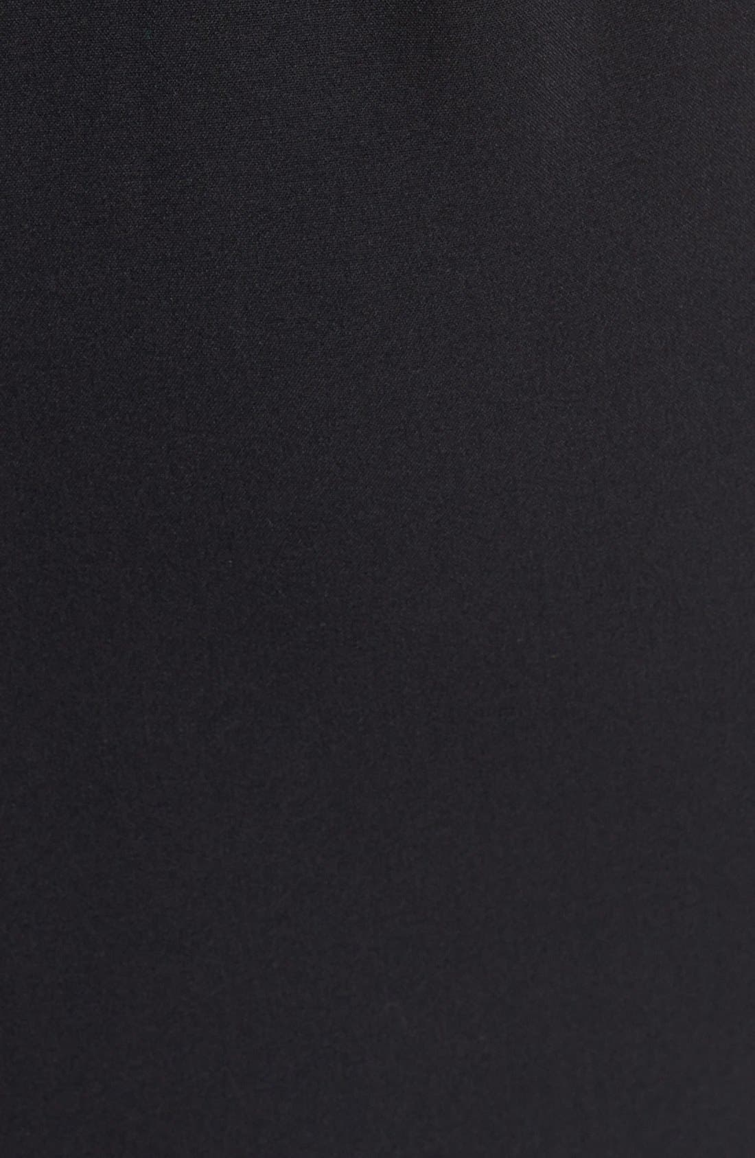 Alternate Image 3  - Calvin Klein Cap Sleeve Colorblock Dress (Plus Size)