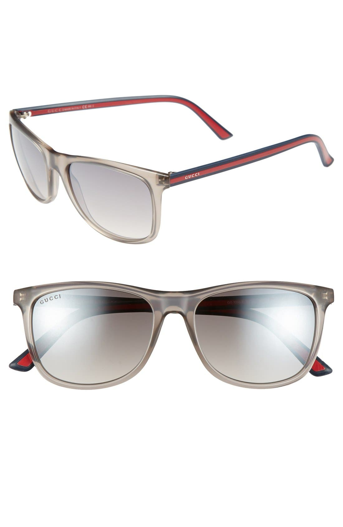 Main Image - Gucci 55mm Sunglasses