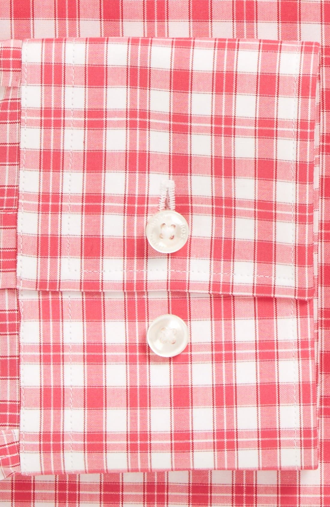 Alternate Image 2  - BOSS HUGO BOSS Slim Fit 'Jenno' Easy Iron Dress Shirt