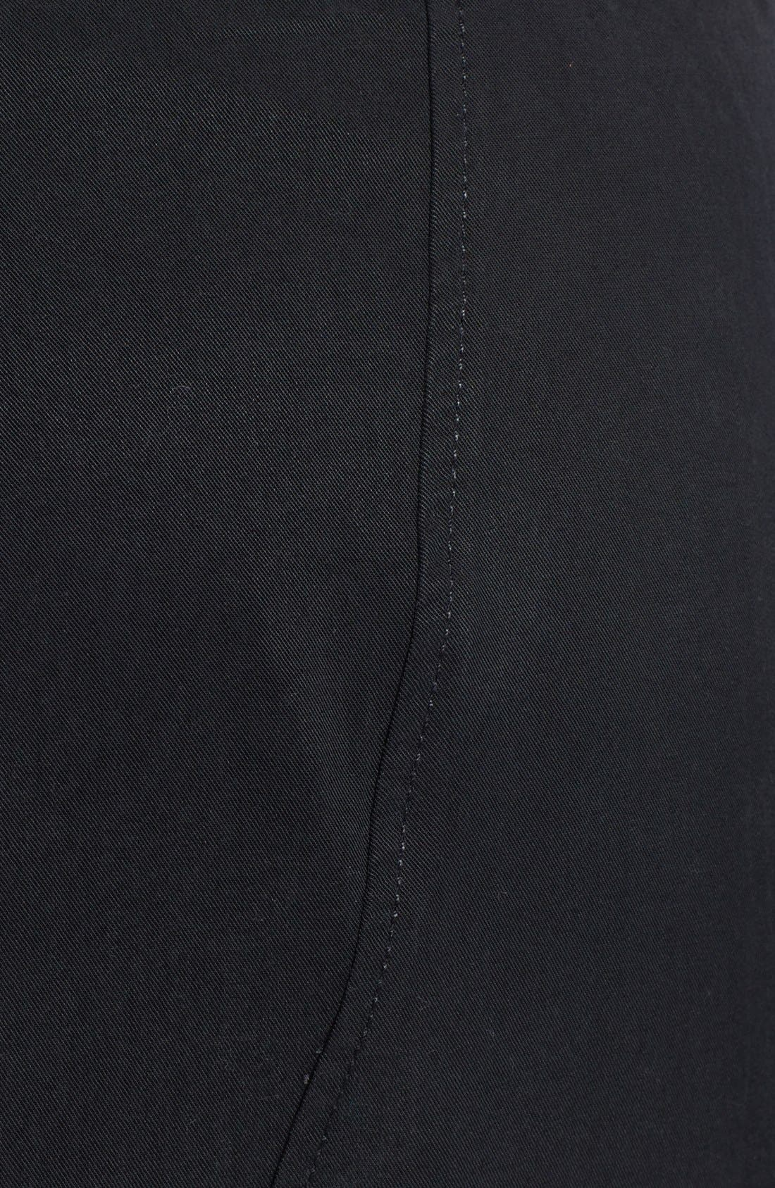 Alternate Image 3  - Eileen Fisher Tencel® Ankle Pants (Plus Size)