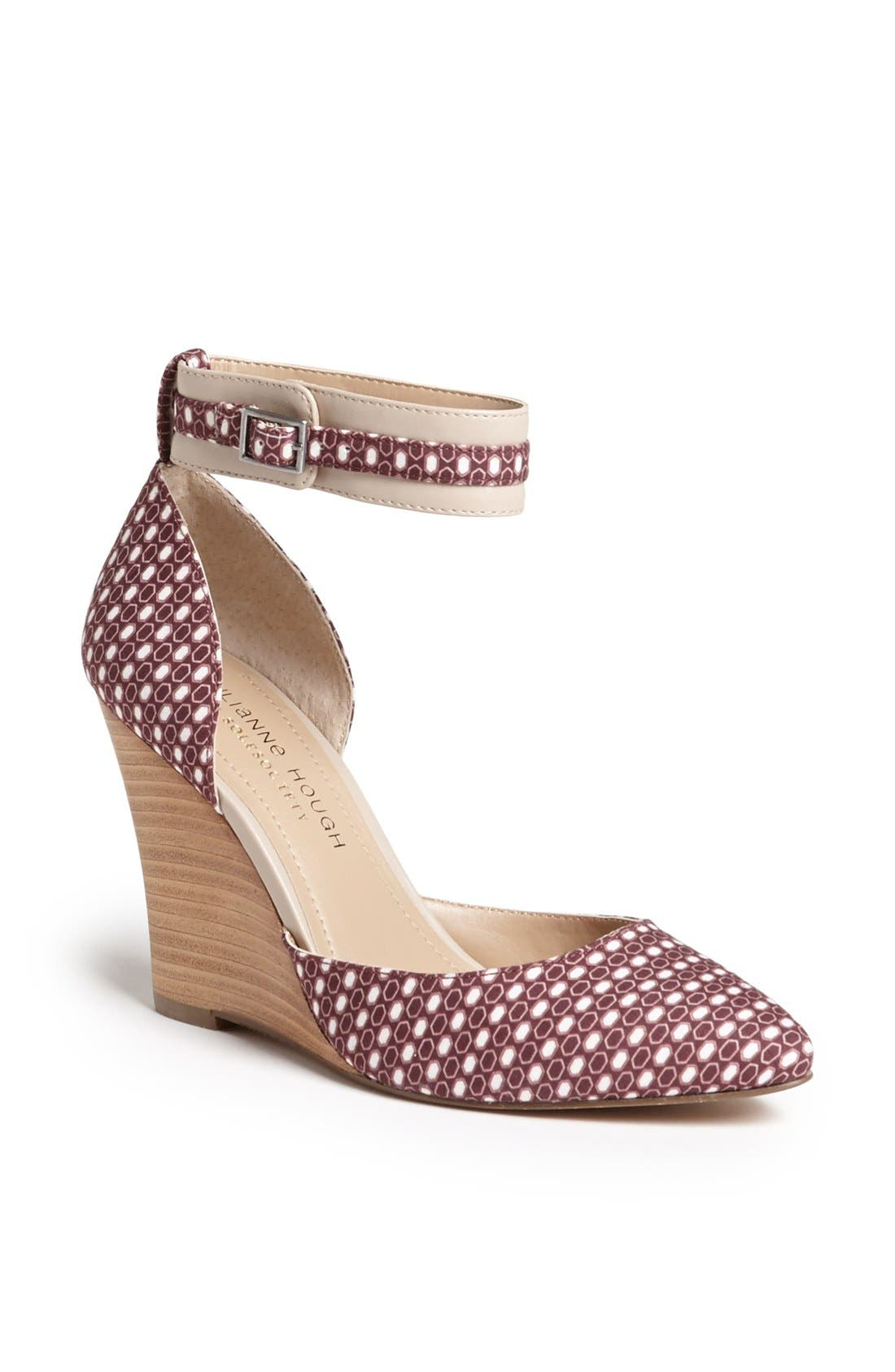 Alternate Image 1 Selected - Sole Society by Julianne Hough 'Caity' Ankle Strap Pump