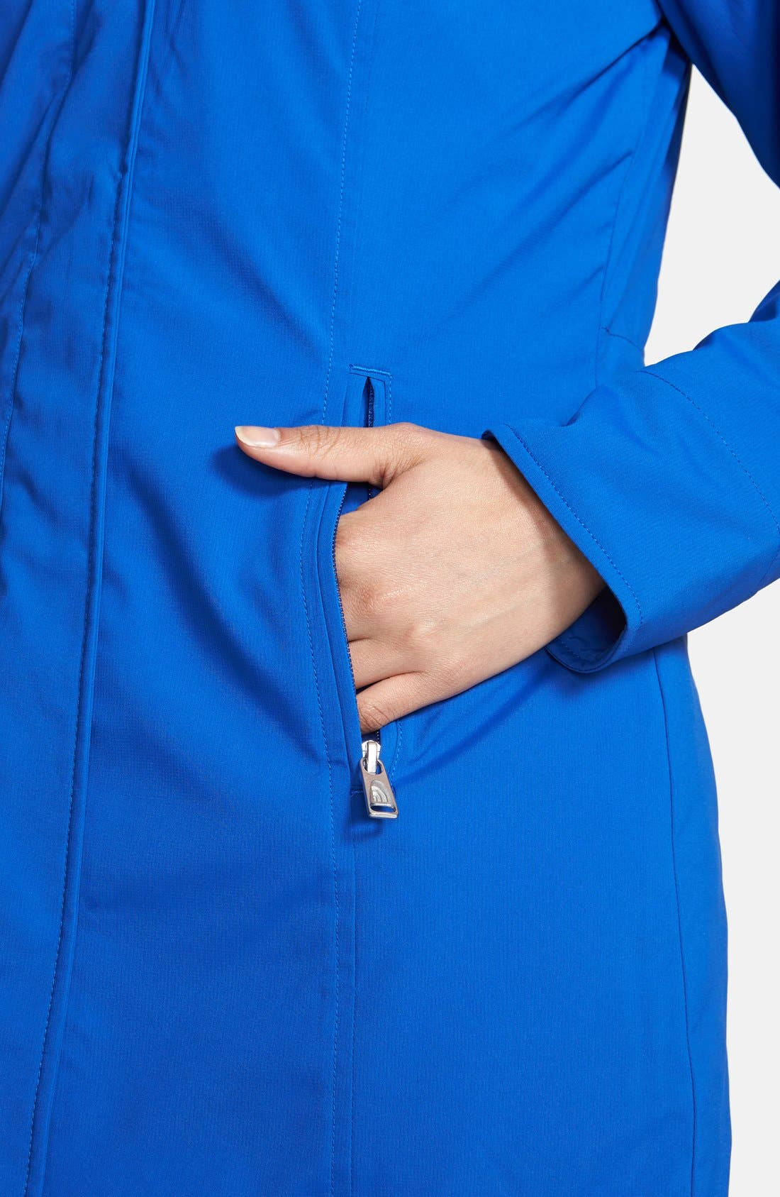 Alternate Image 6  - The North Face 'Lola' Soft Shell Trench Coat