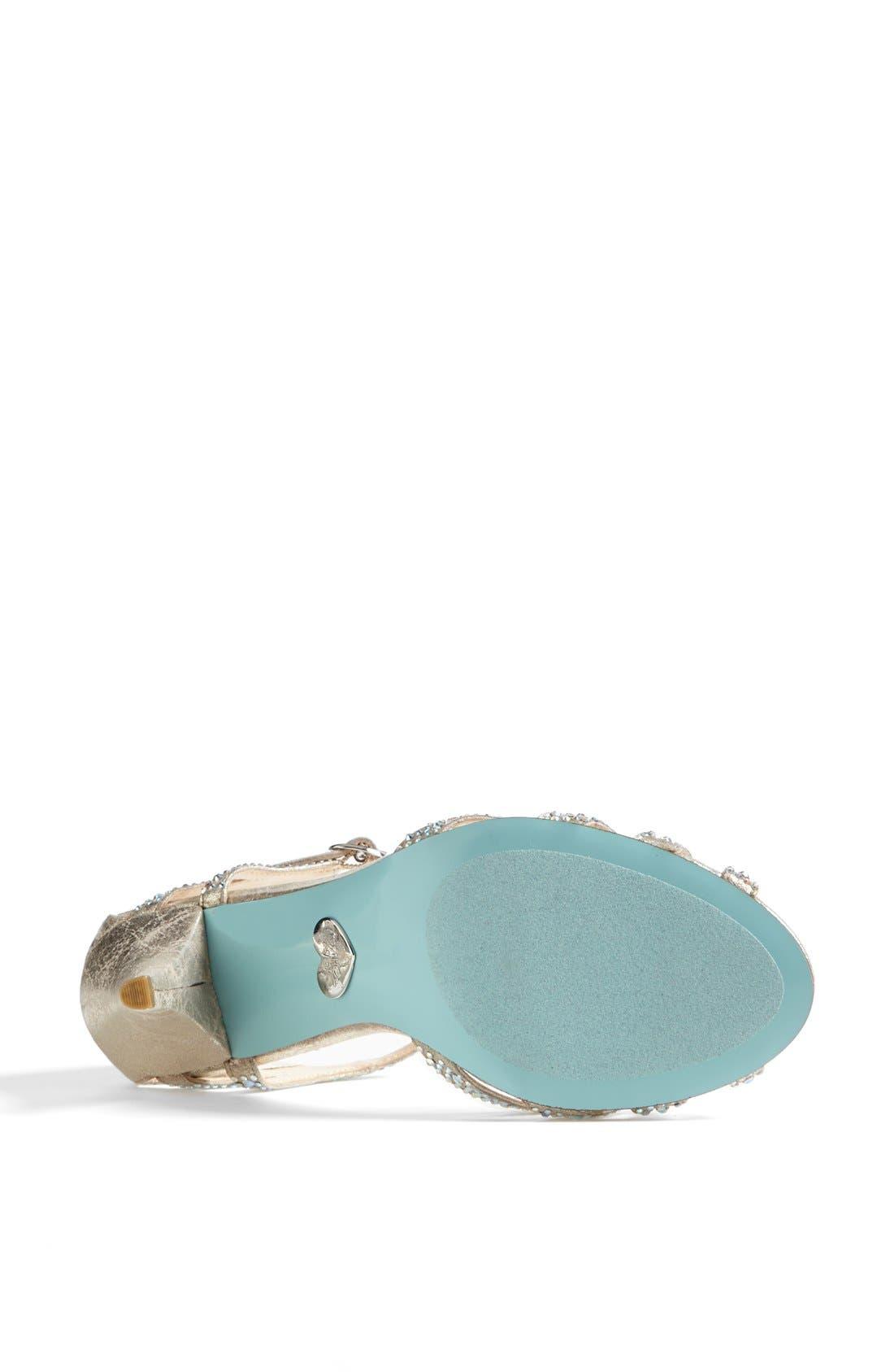 Alternate Image 4  - Betsey Johnson 'Sweet' Sandal