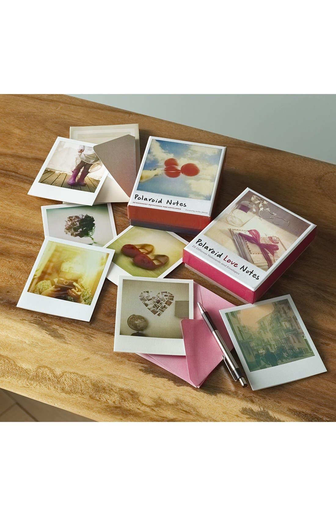 Alternate Image 4  - Chronicle Books 'Polaroid Notes' Note Cards