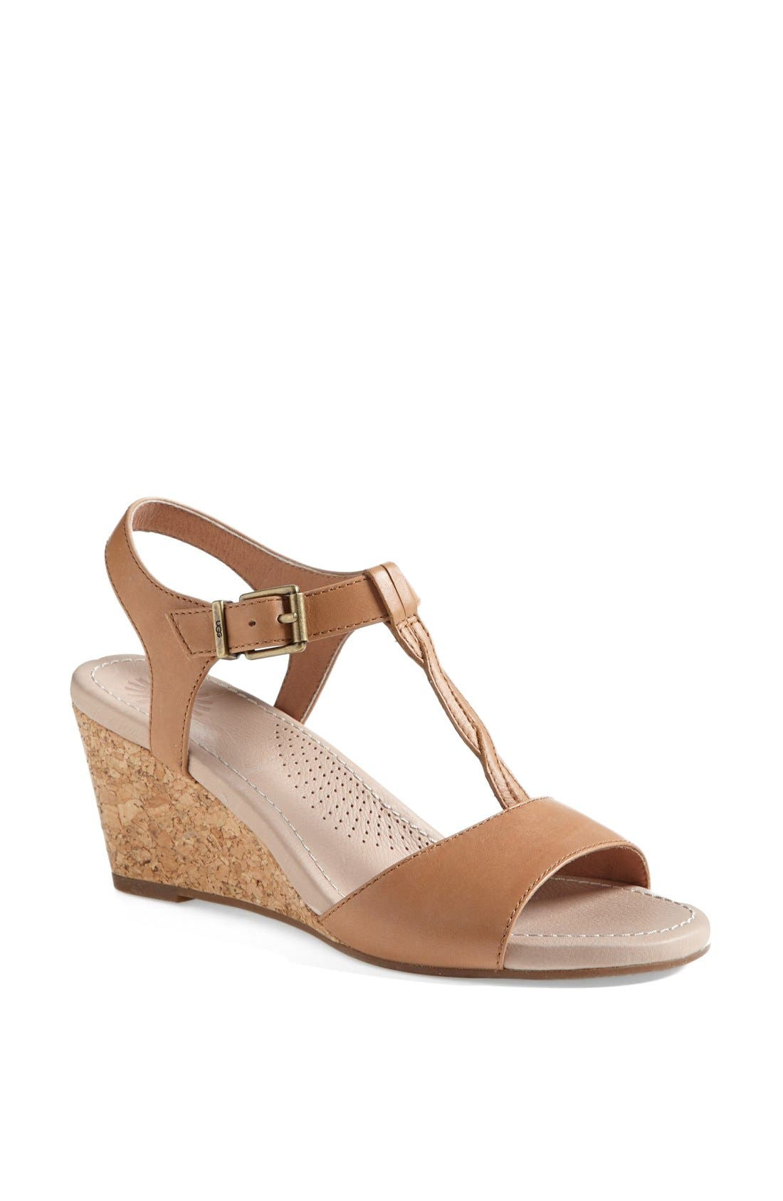 Alternate Image 1 Selected - UGG® Australia 'Arika' Sandal