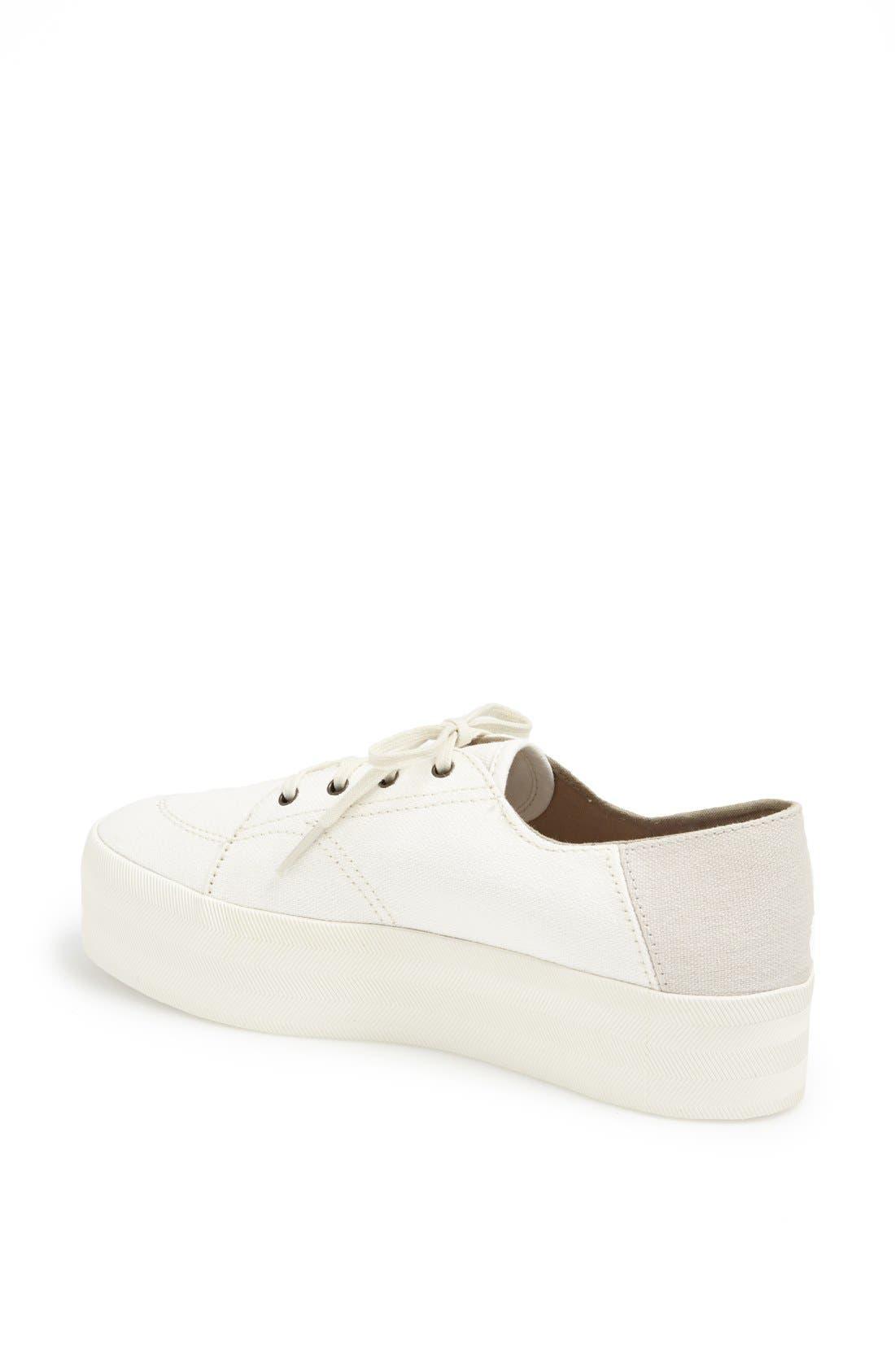 Alternate Image 2  - Lacoste 'Kirton' Platform Sneaker (Women) (Online Exclusive)