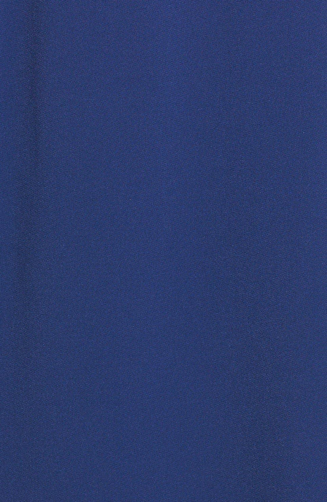 Alternate Image 3  - Theory 'Ballia' Stretch Sheath Dress