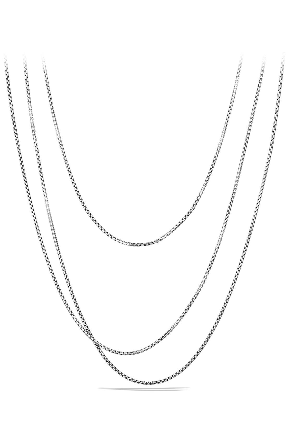 DAVID YURMAN Small Box Chain