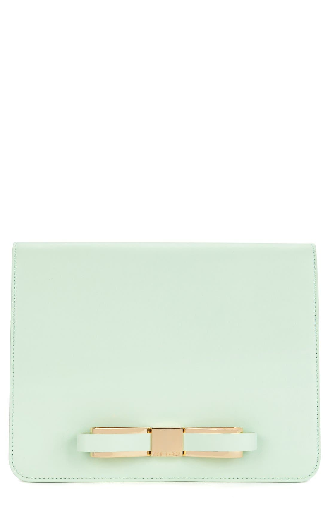 Main Image - Ted Baker London 'Slim Bow' Tablet Case