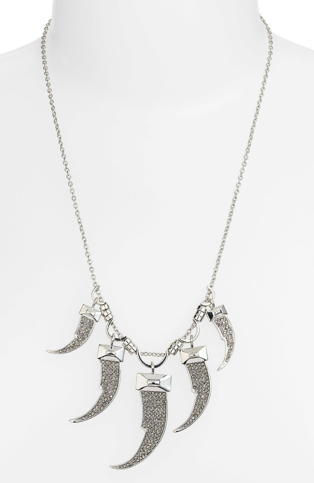 Alternate Image 1 Selected - Rebecca Minkoff Frontal Necklace
