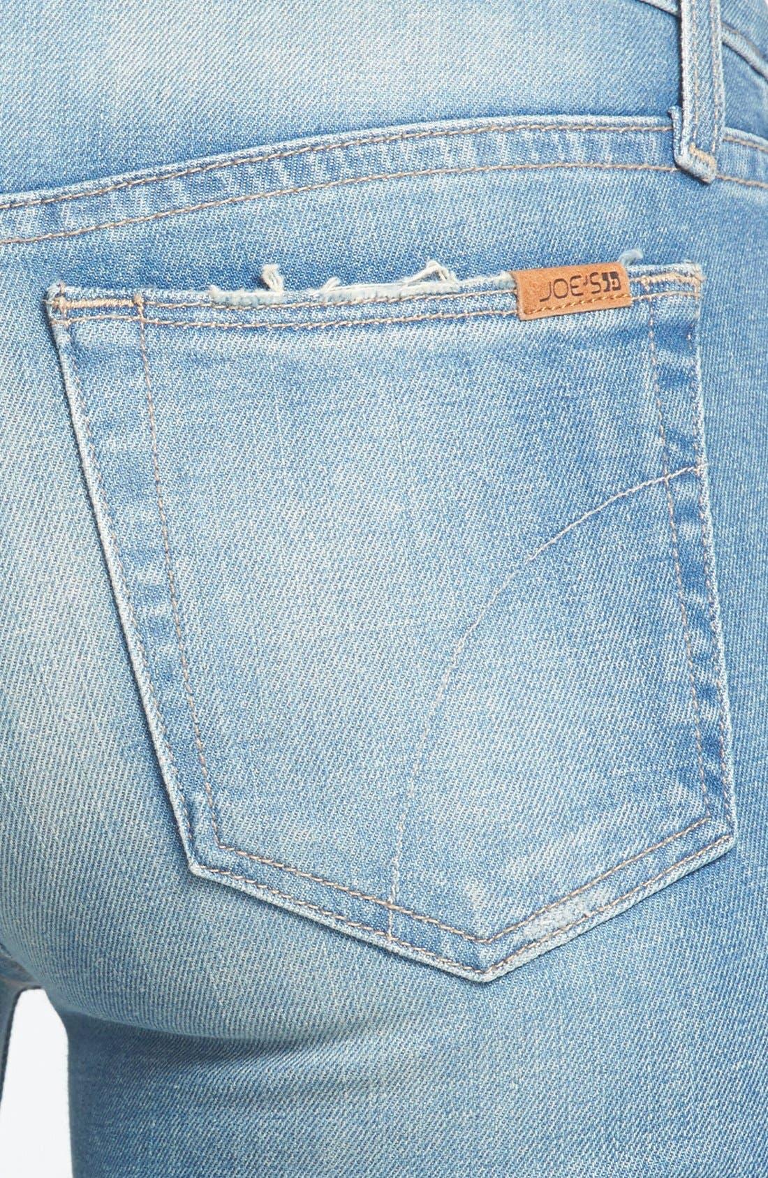 Alternate Image 3  - Joe's Skinny Ankle Jeans (Margo)