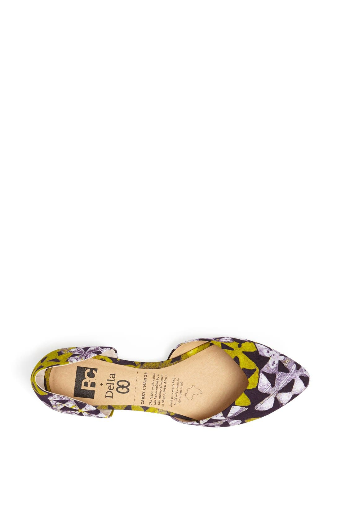 Alternate Image 3  - BC Footwear 'Up All Night' d'Orsay Flat