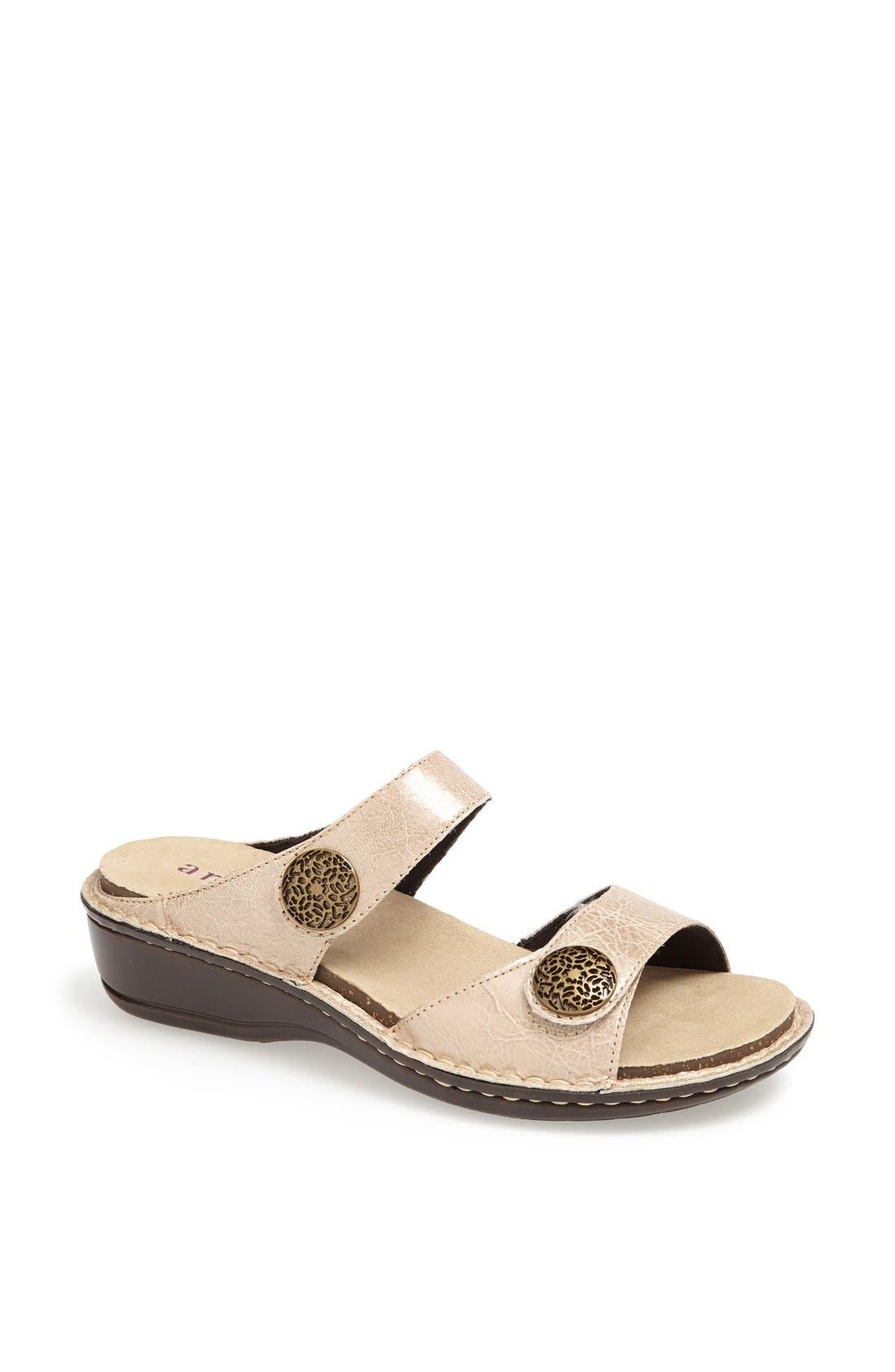 Alternate Image 1 Selected - Aravon Sandal