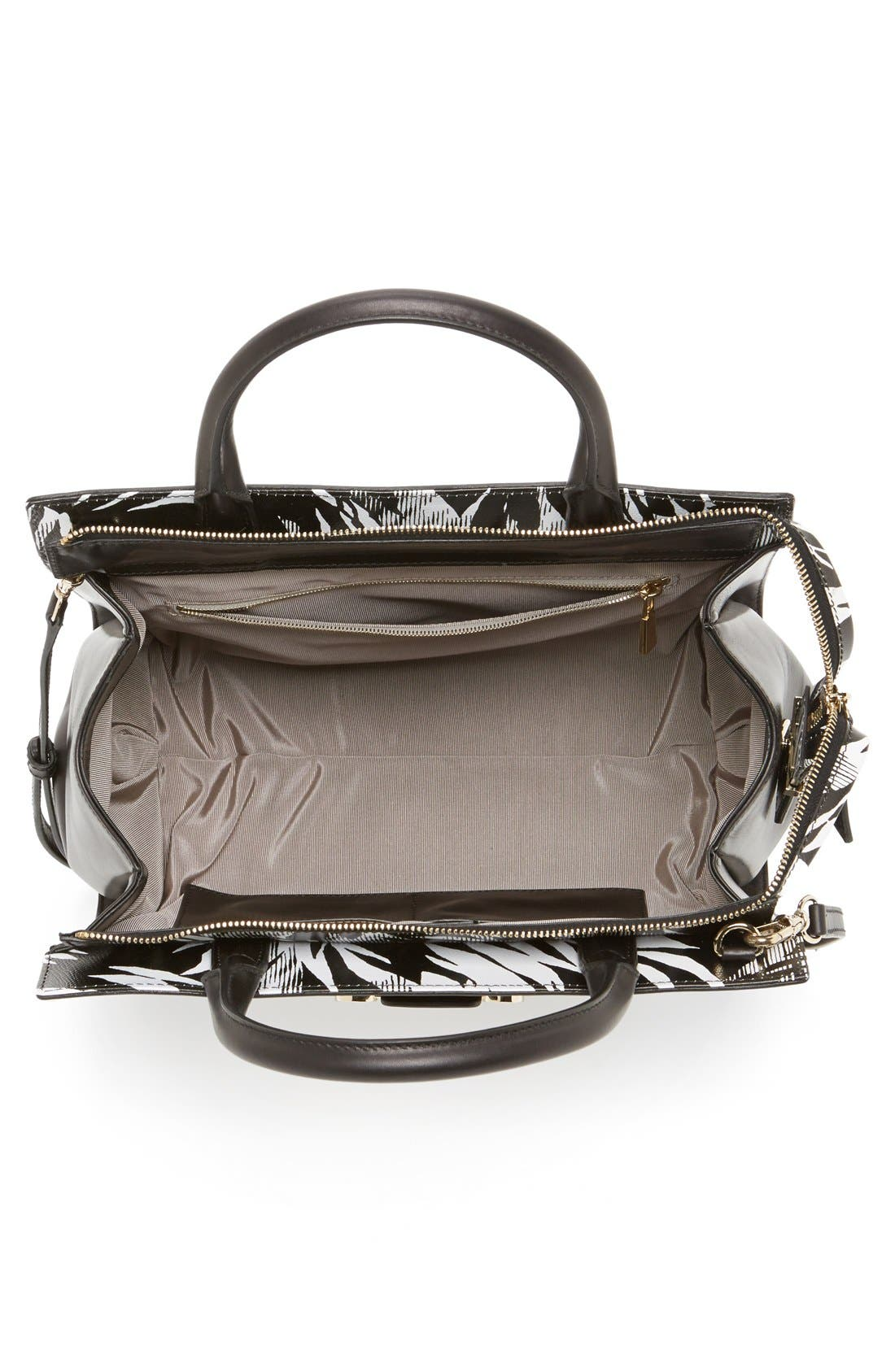 Alternate Image 3  - Jason Wu 'Daphne 2' Tropical Print Crossbody Bag