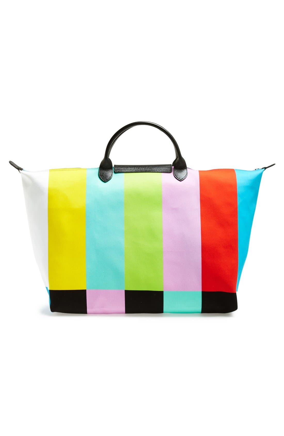 Alternate Image 4  - Longchamp 'Jeremy Scott - Color Bar' Travel Bag