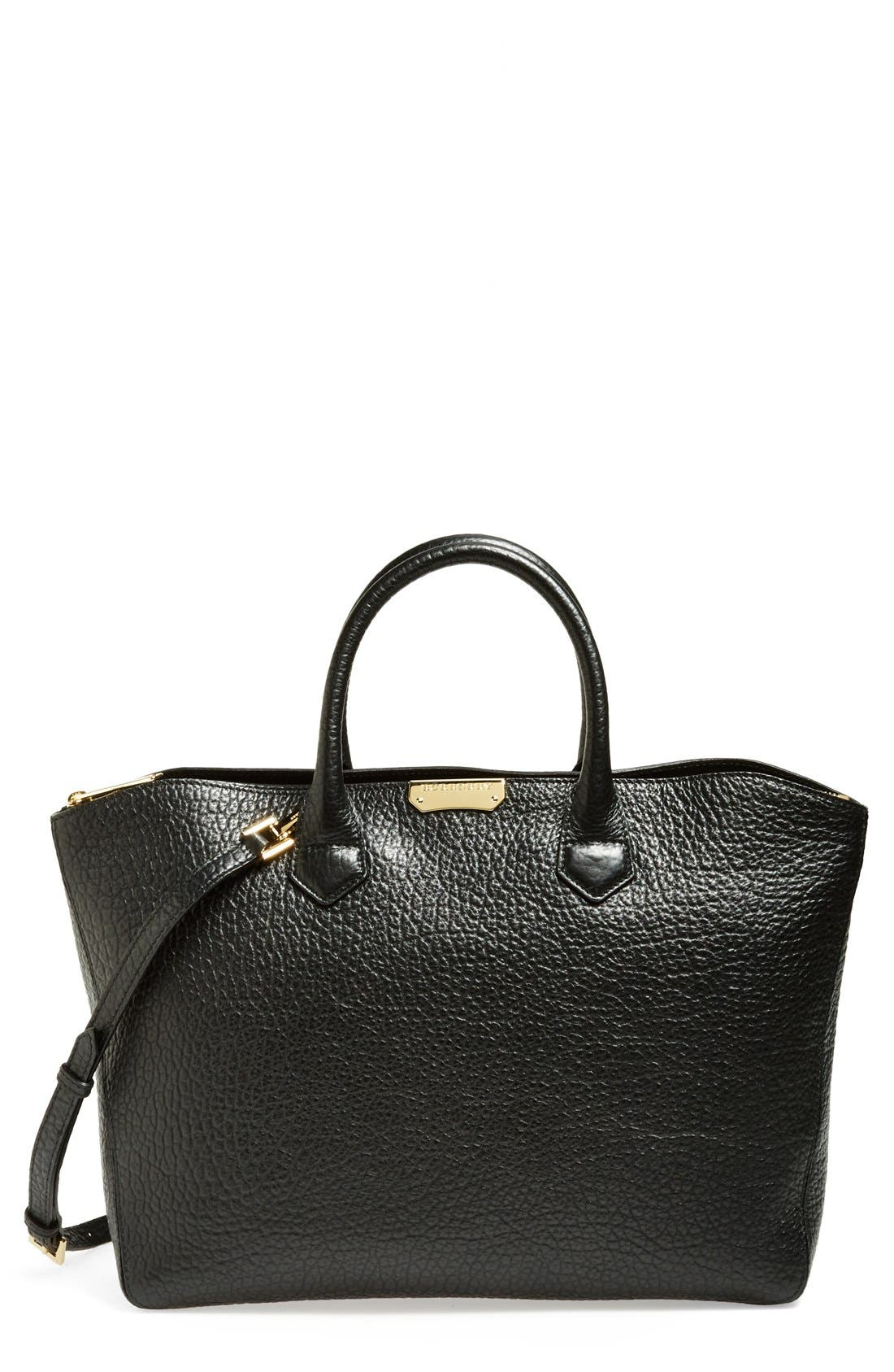 Main Image - Burberry 'Medium Dewsbury' Tote