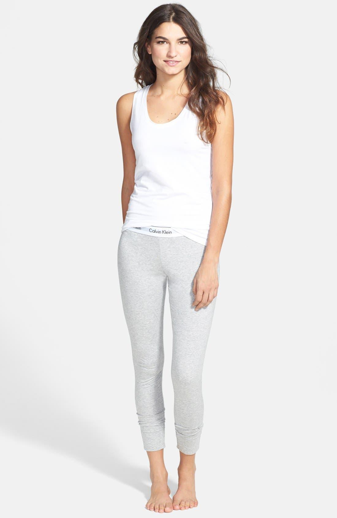 Alternate Image 4  - Calvin Klein Modern Cotton Lounge Pants