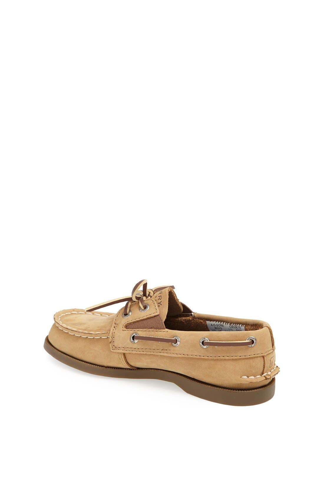 Alternate Image 2  - Sperry Kids 'Authentic Original' Boat Shoe (Walker, Toddler, Little Kid & Big Kid)