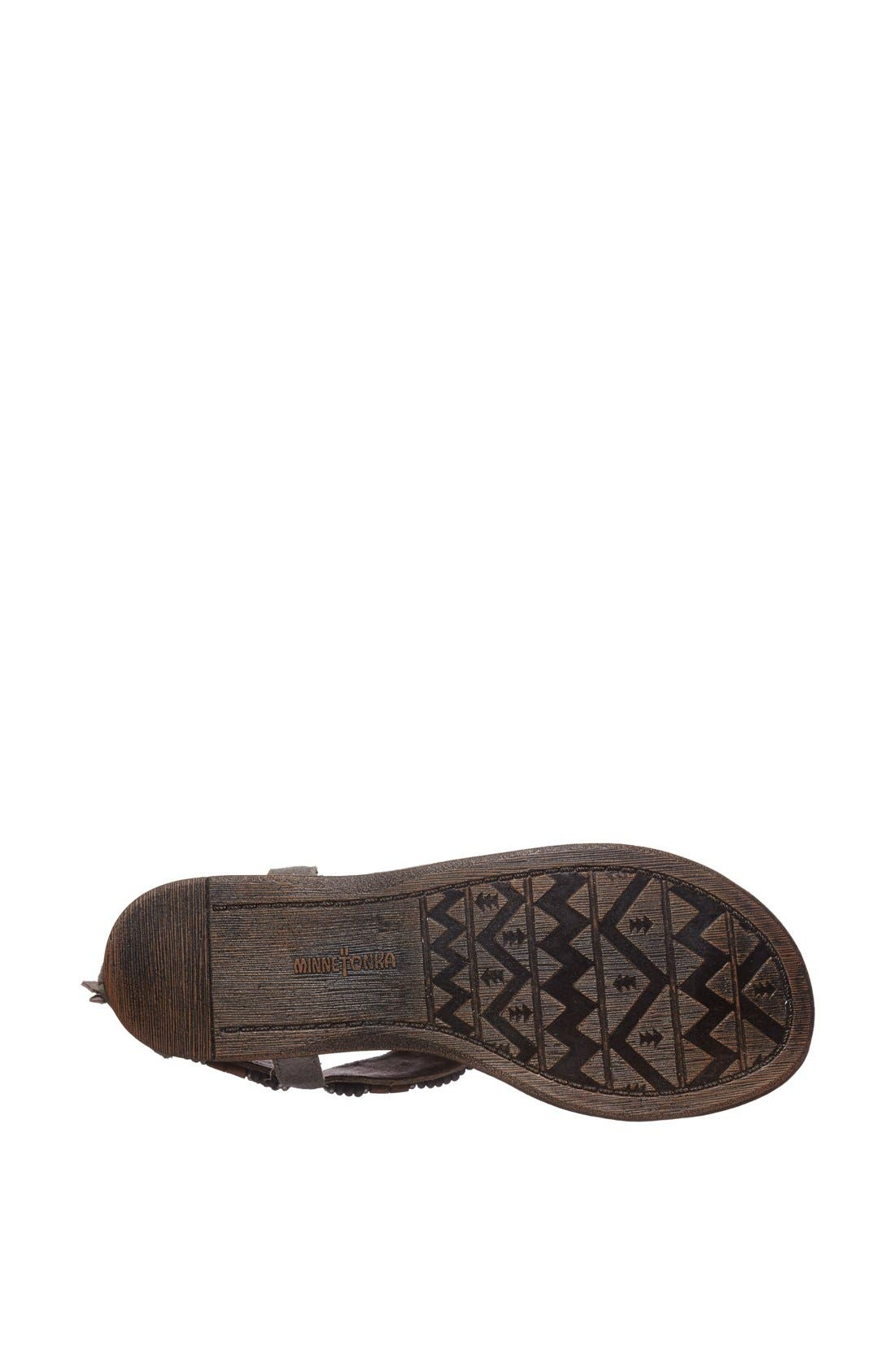 Alternate Image 4  - Minnetonka 'Ibiza' Sandal