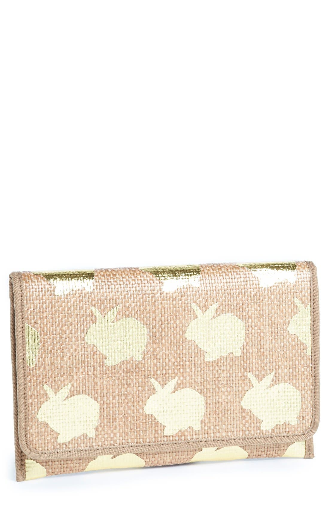 Alternate Image 1 Selected - MARC BY MARC JACOBS 'Jet Set Pets - Katie' Clutch
