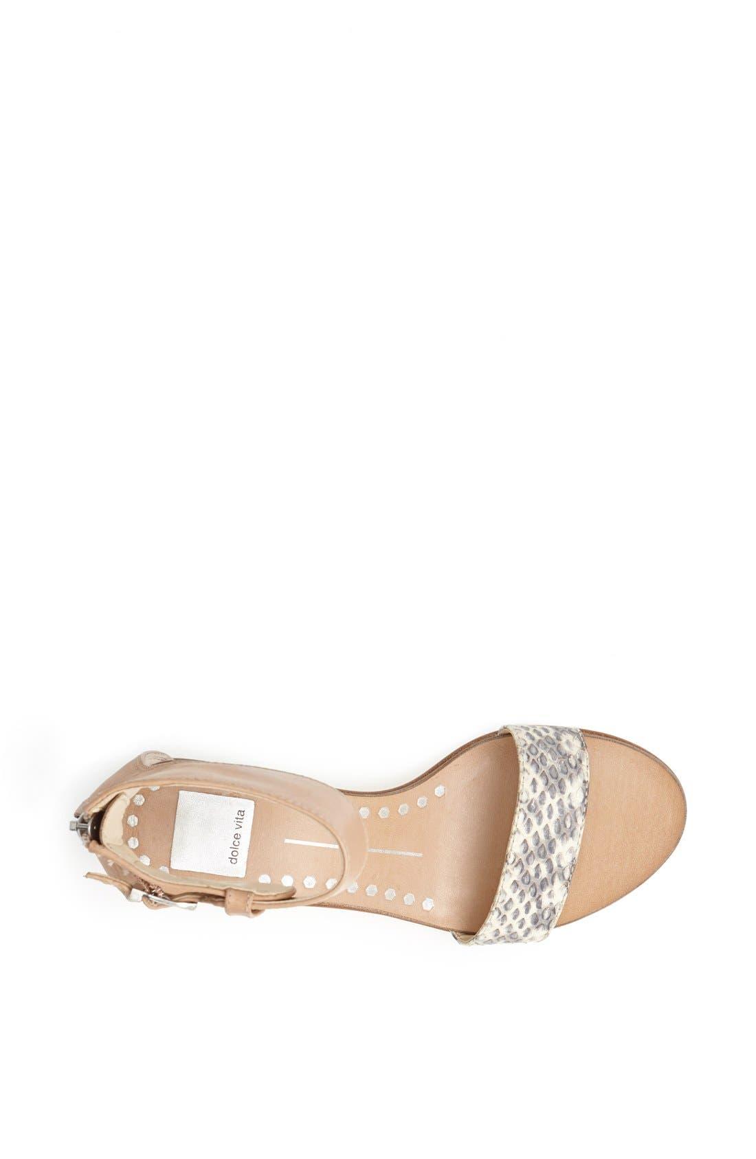 Alternate Image 3  - Dolce Vita 'Foxie' Sandal