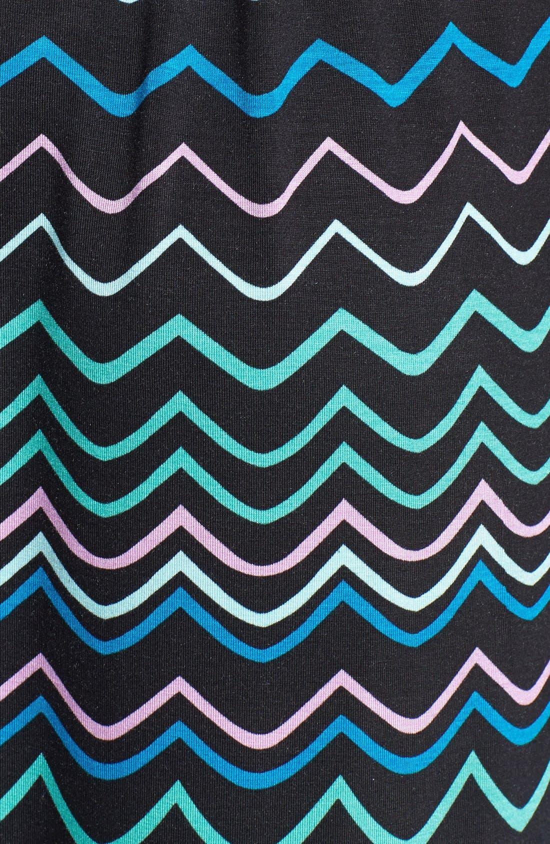 Alternate Image 3  - Felicity & Coco Strapless Blouson Jersey Dress (Regular & Petite) (Nordstrom Exclusive)
